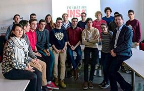 Bourses Jeunes Talents : Lauréats 2019