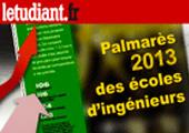 Palmarès l'Etudiant 2013